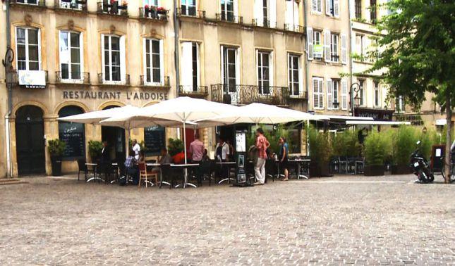 L'Ardoise à Metz