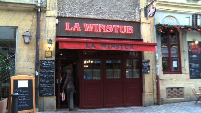 La Winstub à Metz
