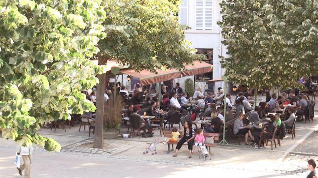 L'Opéra Café à Nancy