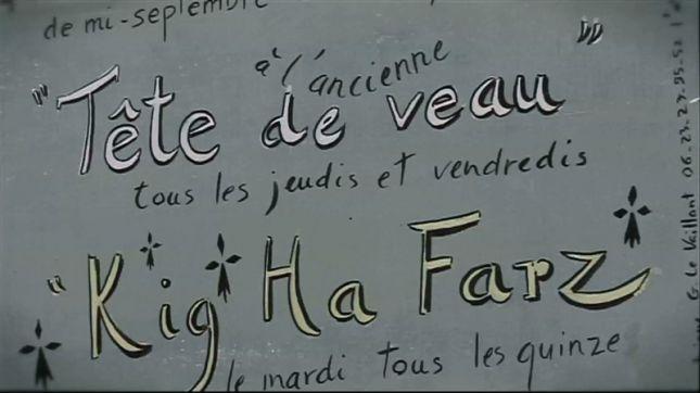 Le Café du marché à Nantes