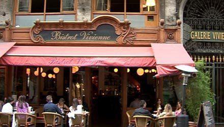 Bistrot Vivienne à Paris