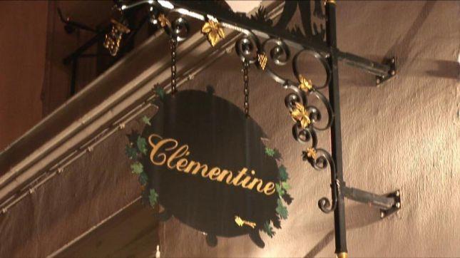 Clémentine à Paris