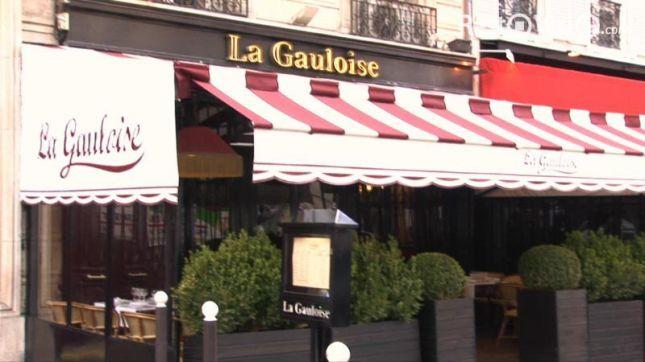 La Gauloise à Paris