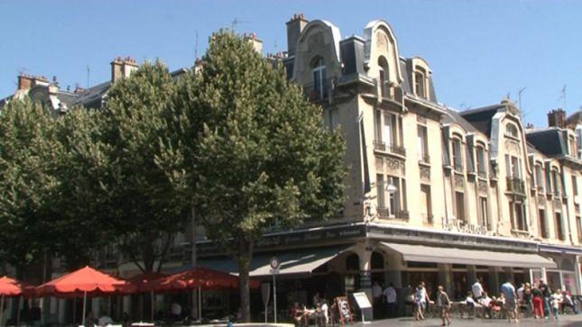 Le Gaulois à Reims
