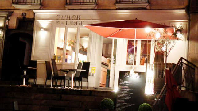 Le Café de l'Horloge à Rennes