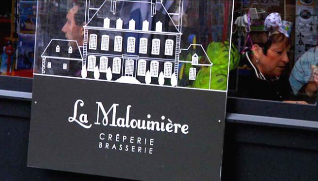La Malouiniere à Saint-Malo