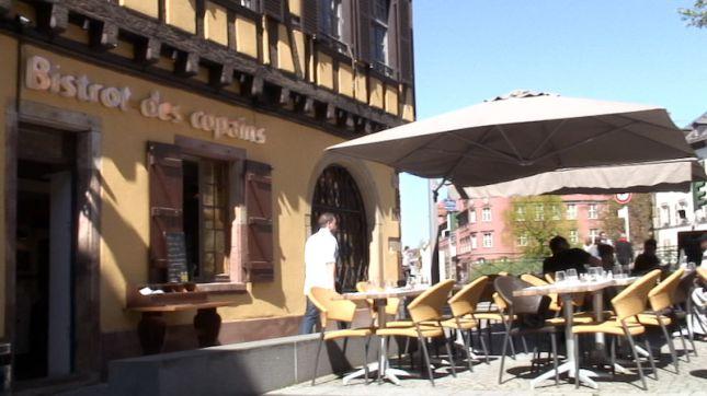 Le Bistrot des Copains à Strasbourg