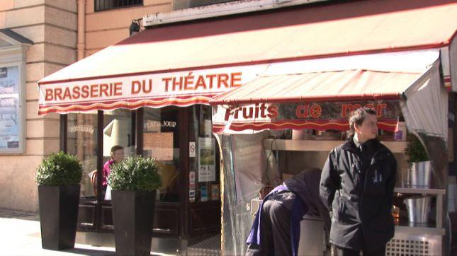 La Brasserie du Théâtre à Versailles