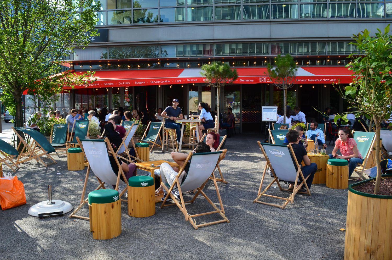Restaurant Dupont Café à Paris