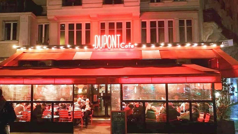 Restaurants Dupont Café à Paris