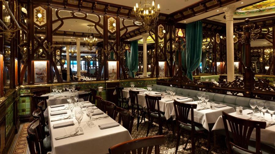 Brasserie Vagenende à Paris