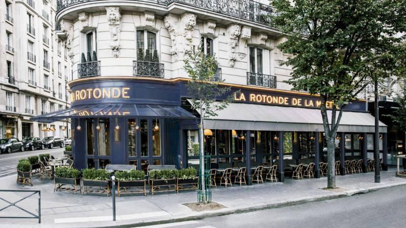 Extrêmement Restaurant La Rotonde de la Muette à Paris NZ46