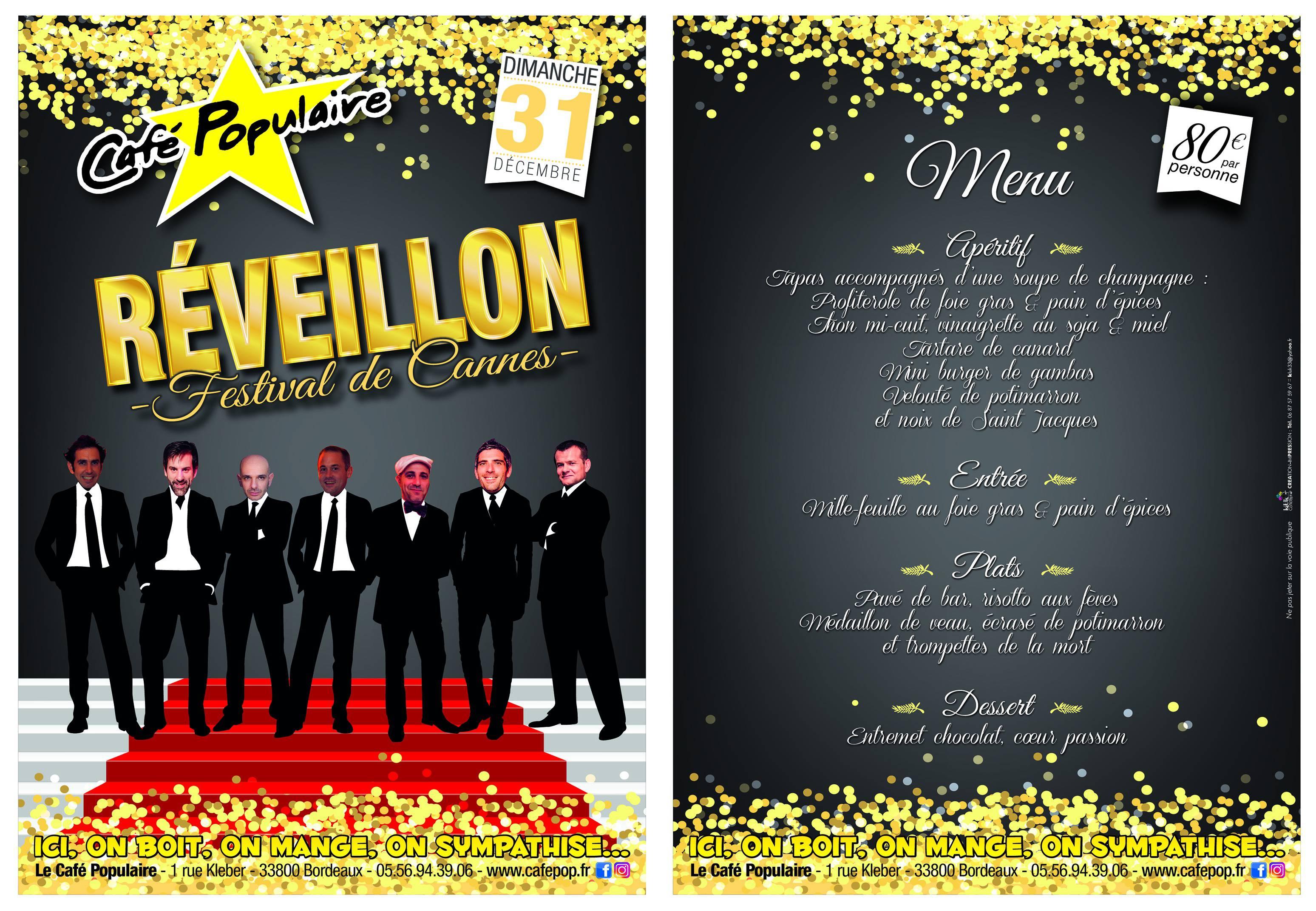 Reveillon Du De La Saint Sylvestre Restaurant Metz