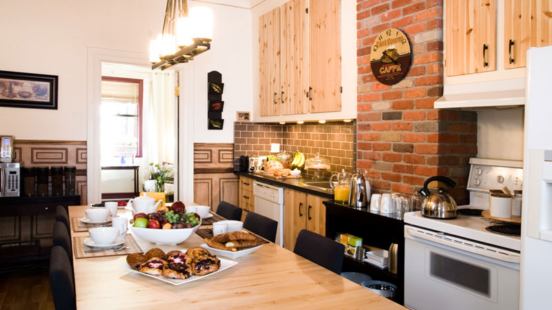 Hôtel Bed & Breakfast du Village – BBV - Montreal
