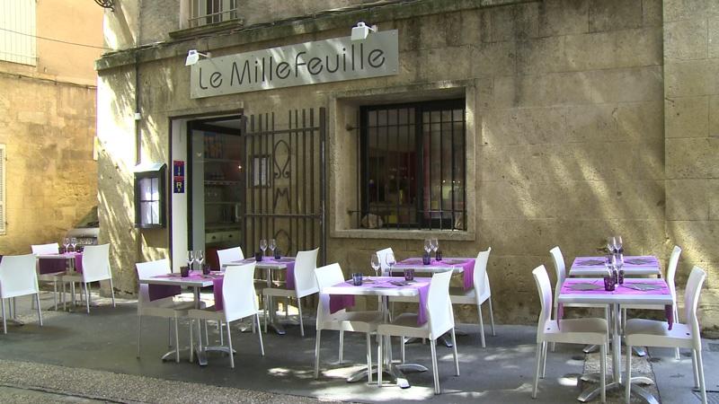 Restaurant Le Mille Feuille - Aix-en-Provence