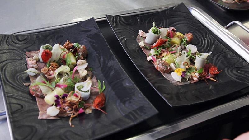 Restaurant gastronomique 974