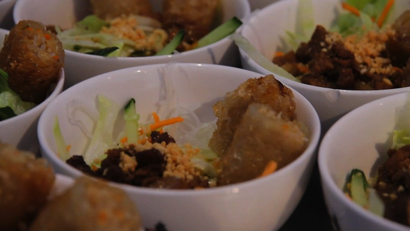 Restaurant Mikado à Beaucouzé