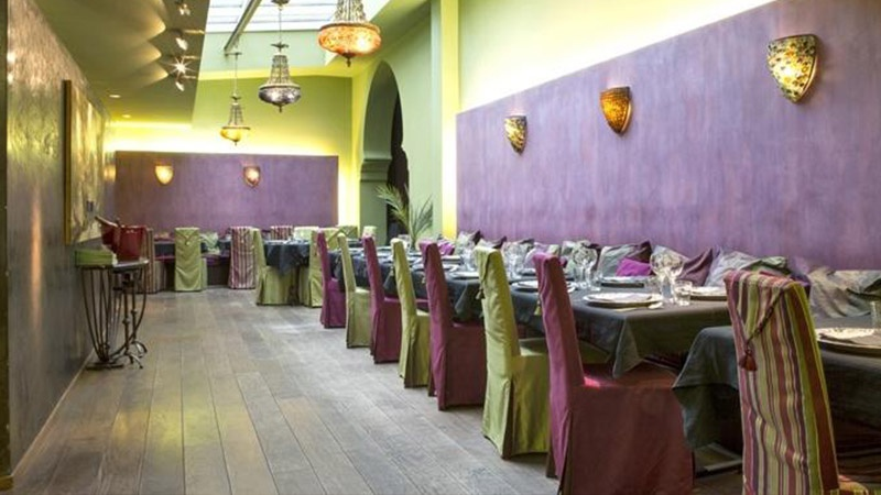 restaurant la meida lille hotelrestovisio france. Black Bedroom Furniture Sets. Home Design Ideas