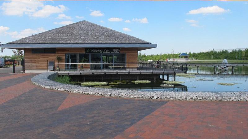 Restaurant Auberge Du Lac Lesquin Menu