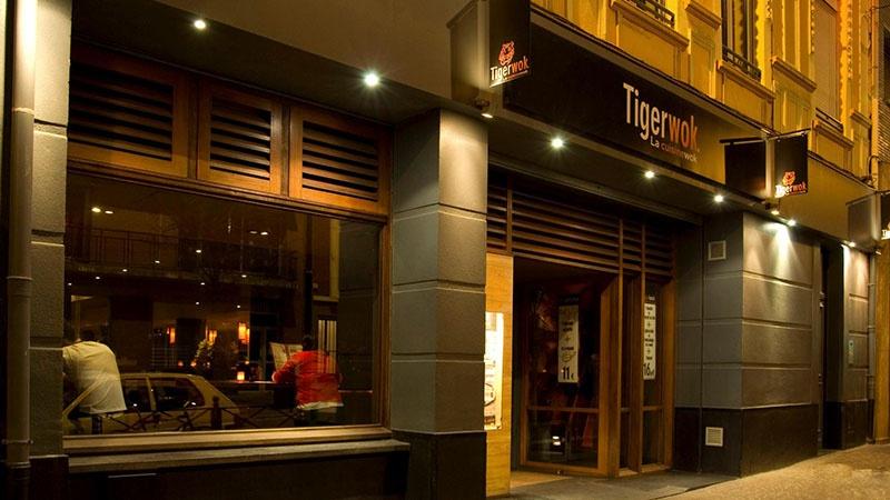 restaurant tiger wok lille hotelrestovisio france. Black Bedroom Furniture Sets. Home Design Ideas