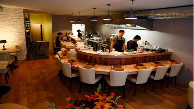 Restaurant miles bordeaux hotelrestovisio france - Restaurant le garage bordeaux ...