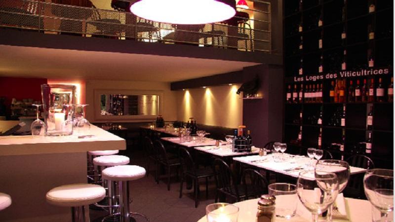 Restaurant La Robe Bordeaux