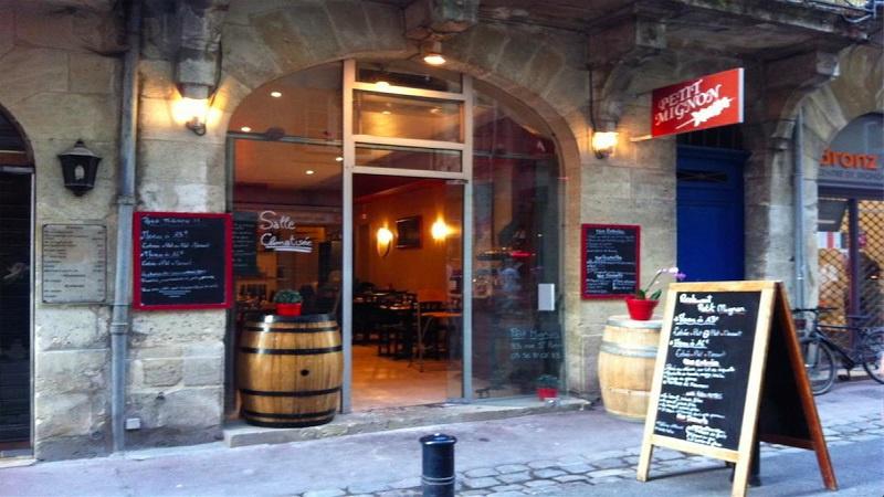 Restaurant petit mignon bordeaux - Les petits hauts bordeaux ...