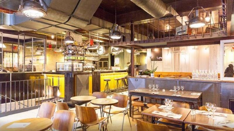 Restaurants Italiens  Ef Bf Bd Paris