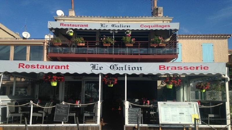 Restaurant le galion carry le rouet hotelrestovisio for Resto carry le rouet