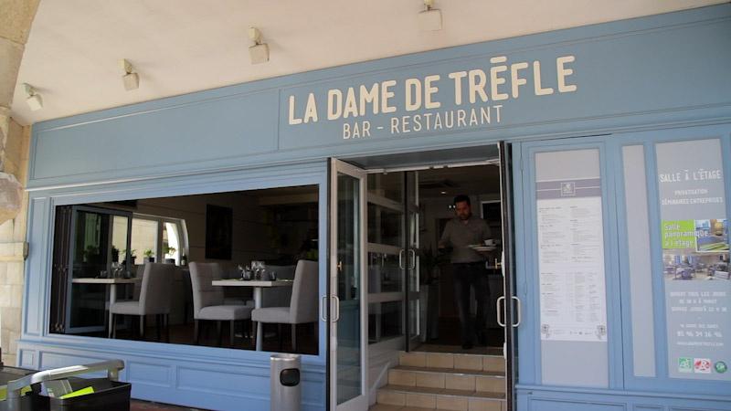 Restaurant la dame de tr fle la rochelle - Cours de cuisine la rochelle ...