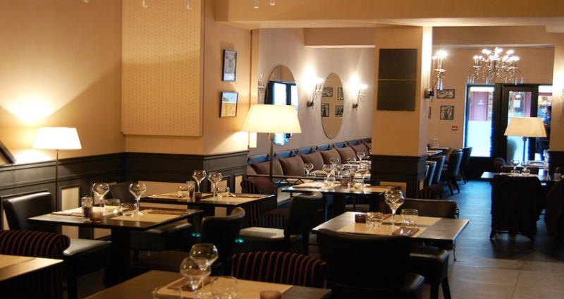 restaurant la trattoria reims hotelrestovisio. Black Bedroom Furniture Sets. Home Design Ideas