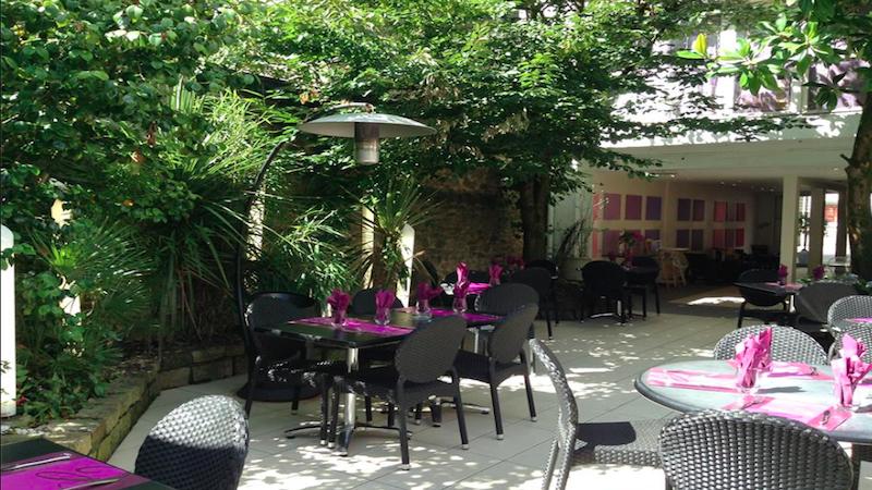 restaurant le cosy vannes hotelrestovisio france. Black Bedroom Furniture Sets. Home Design Ideas