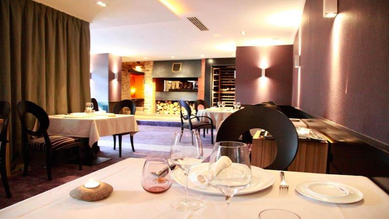 restaurant la gourmandi re vannes hotelrestovisio. Black Bedroom Furniture Sets. Home Design Ideas