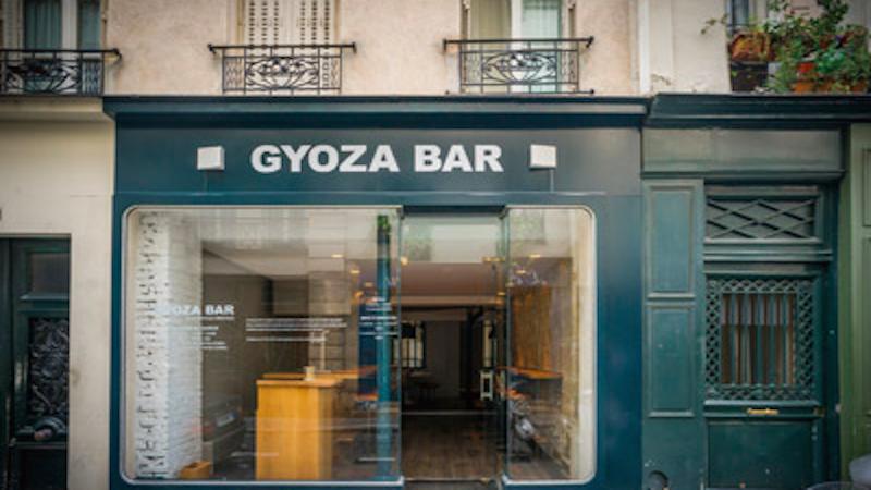 restaurant gyoza bar paris hotelrestovisio france. Black Bedroom Furniture Sets. Home Design Ideas