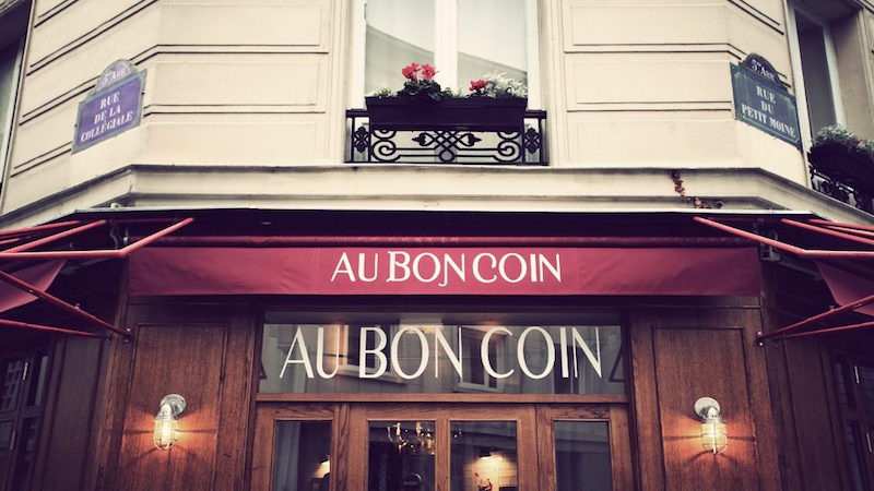restaurant au bon coin paris hotelrestovisio. Black Bedroom Furniture Sets. Home Design Ideas