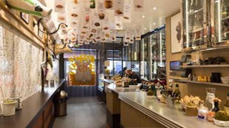 Restaurant l 39 avant comptoir paris hotelrestovisio - Le comptoir des mers paris ...