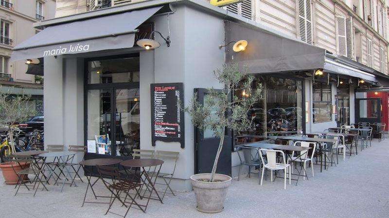 Luisa Maria Restaurant Carte
