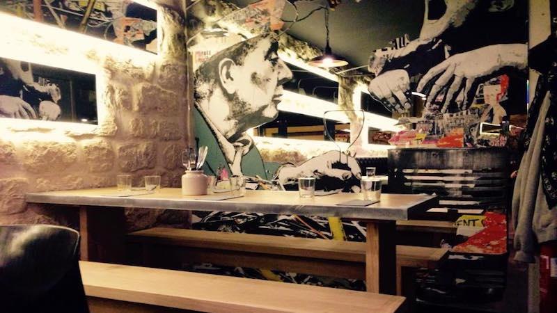 Restaurant l acolyte de insolite à paris hotelrestovisio