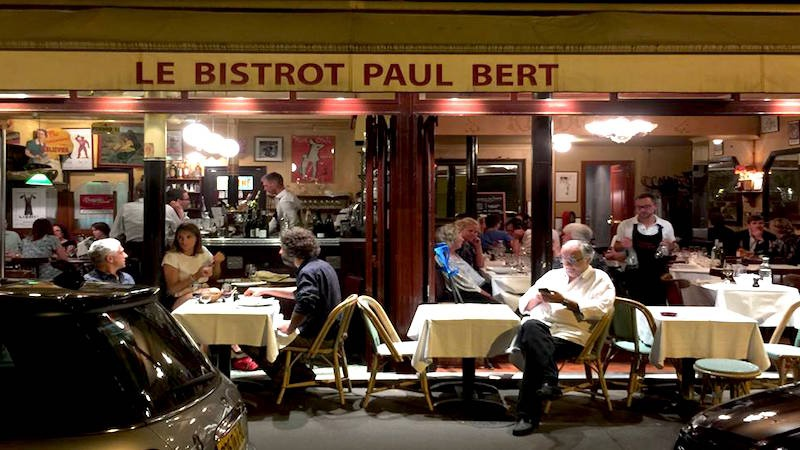 Meilleures Restaurants Paris