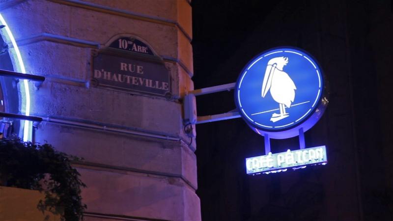 Restaurant Café Pélican à Paris