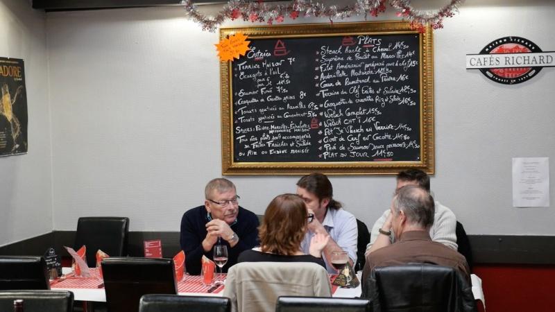 Restaurant le bistrot d 39 ang le villeneuve d 39 ascq en - Restaurant le bureau villeneuve d ascq ...