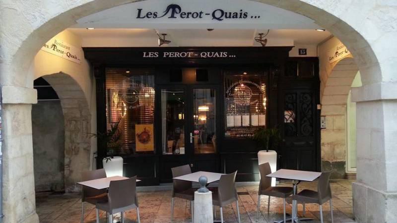 Restaurant les p rot quais la rochelle hotelrestovisio for Cuisine 3d la rochelle
