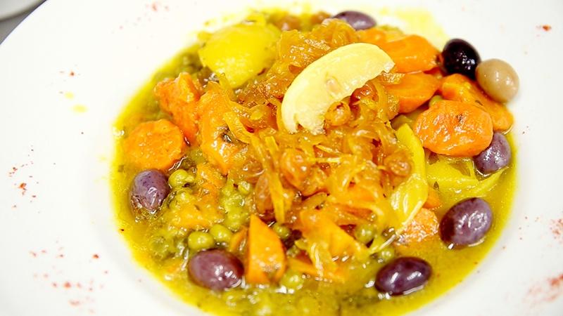 Restaurant le mogador aix en provence en vid o - Cuisine aix en provence ...