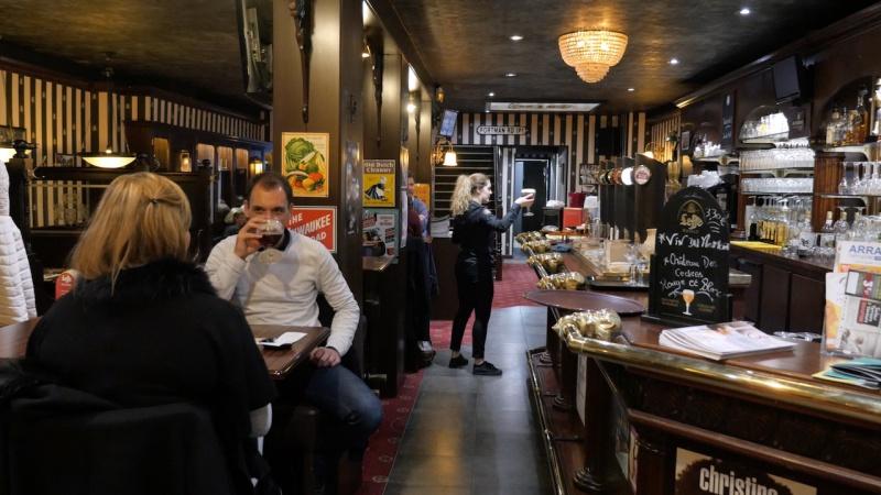 Restaurant au bureau arras en vidéo hotelrestovisio