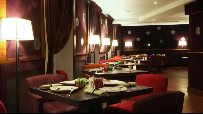 restaurant h l ne darroze paris hotelrestovisio. Black Bedroom Furniture Sets. Home Design Ideas