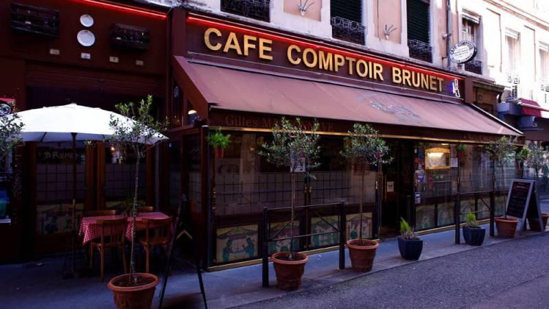 Restaurant bouchon comptoir brunet lyon hotelrestovisio - Comptoir lyonnais d electricite catalogue ...