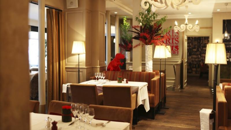 Restaurant Petrus à Paris