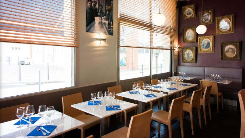 restaurant brasserie l 39 affaire reims hotelrestovisio. Black Bedroom Furniture Sets. Home Design Ideas