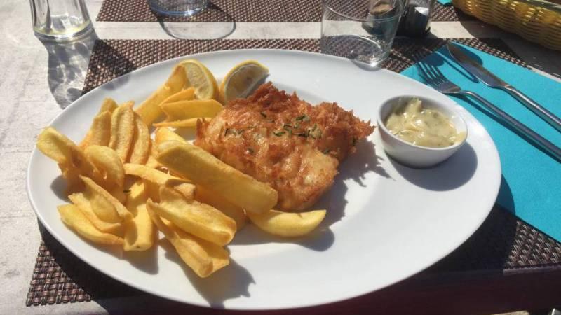 Restaurant Jardin de la Mer à Trouville - HotelRestoVisio
