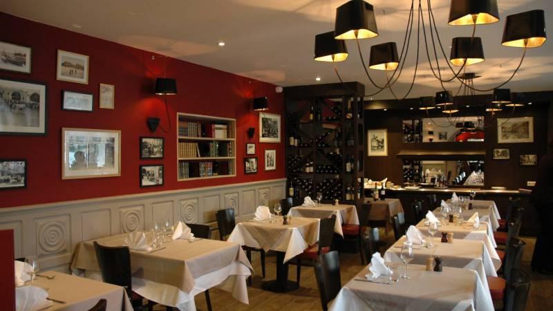 restaurant l 39 image saint anne vannes hotelrestovisio. Black Bedroom Furniture Sets. Home Design Ideas